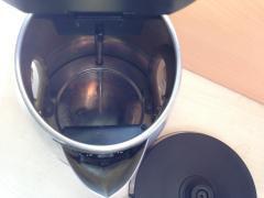 Електрочайник чайник VITEK VT-один тисячу сто сорок дві SR з підставкою нержавейка
