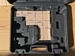 Кейс коробка ящик для перфоратора электроинструмента пластик