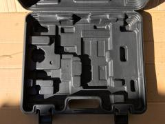 Кейс коробка ящик для перфоратора електроінструменту пластик