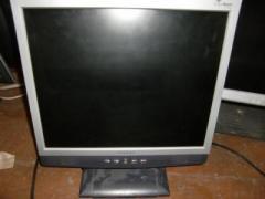 Monitors LG the monitor HYUNDAI L70S 17 LCD