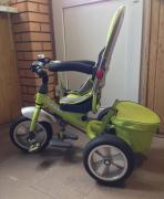 Велосипед коляска трехколесный Turbo Trike M 3205A-2 разборный с